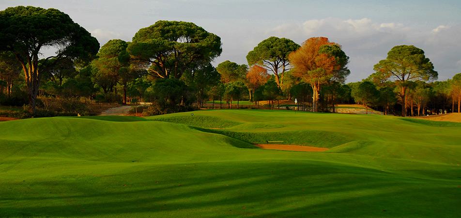 Sueno Golf Club Pines Course